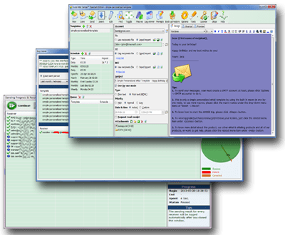 Auto Mail Sender Standard Edition 7.0 screenshot