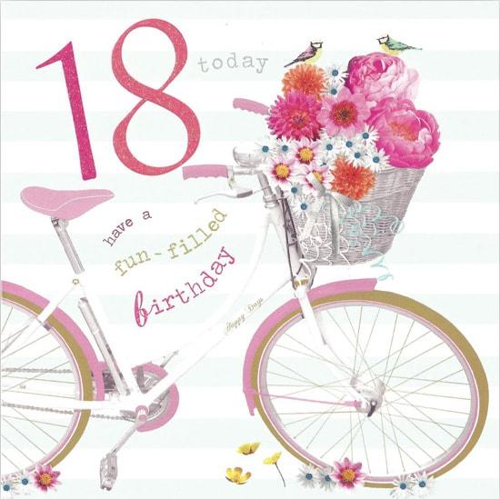 AMSBE 18 Birthday Cards Happy 18th Birthday Cards Ideas – Happy 18th Birthday Card