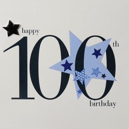 Amsbe free 80th 90th and 100th birthday cards ecards fyi 100 birthday card a bookmarktalkfo Images