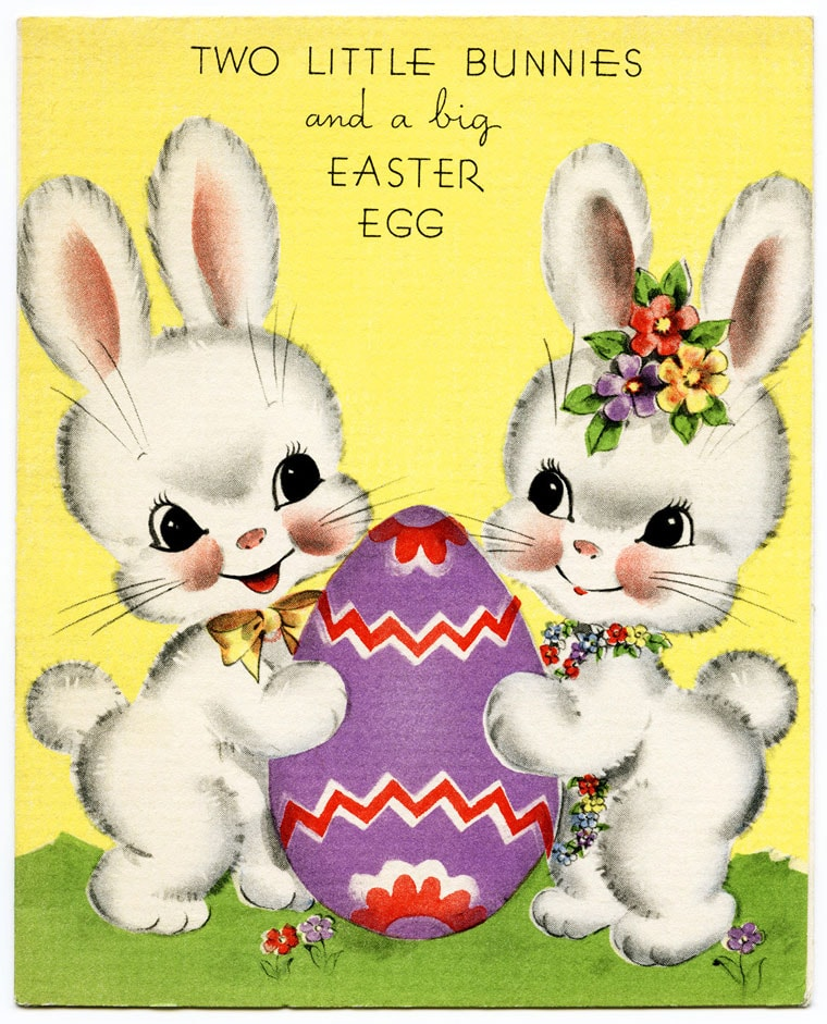 Free Easter Cards I