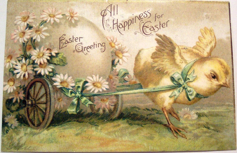 Free Easter Cards J