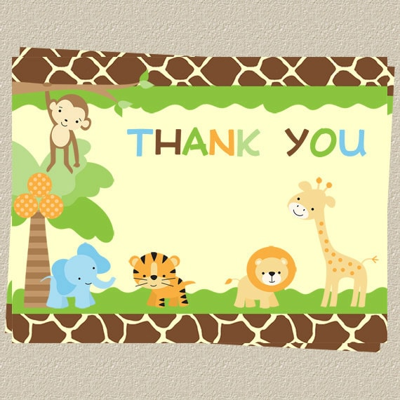 e Thank You Cards H