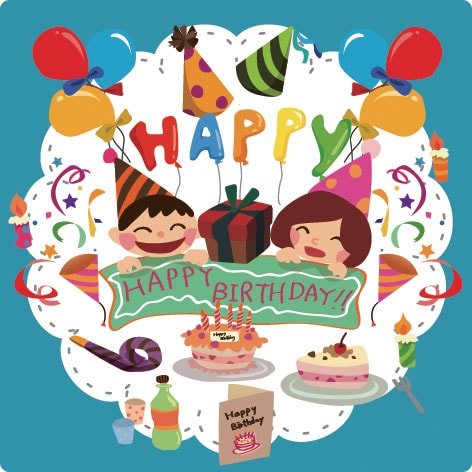 Happy Birthday Greetings Cards C