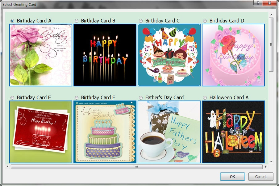 Auto Mail Sender Birthday Edition Screenshot