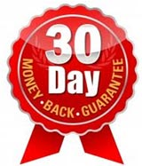 30-day Money Back