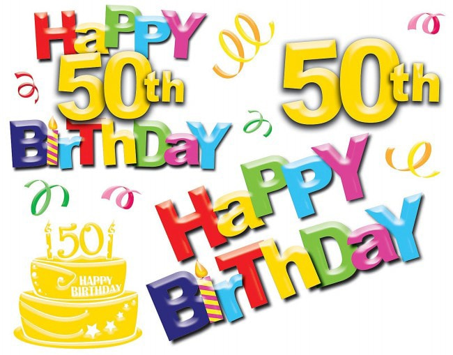 Amsbe 50th Birthday Ecards Cards Messages Greetings Fyi