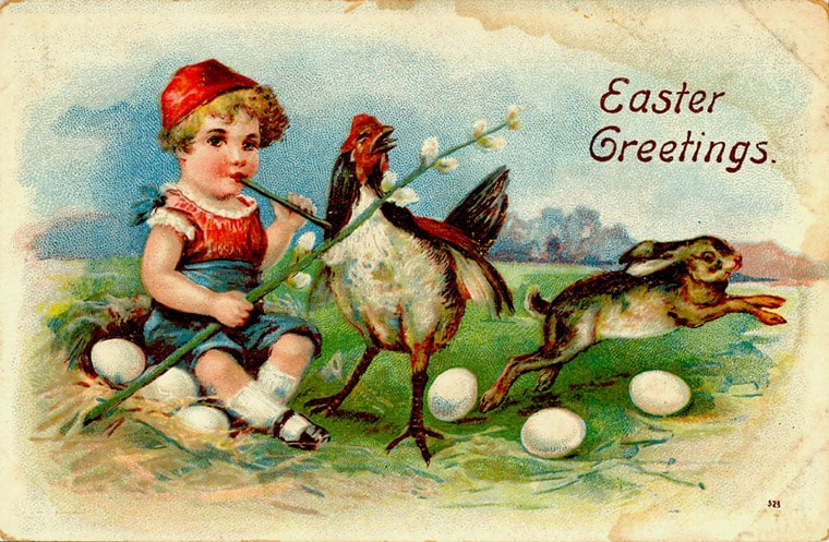 Easter Greeting Cards D