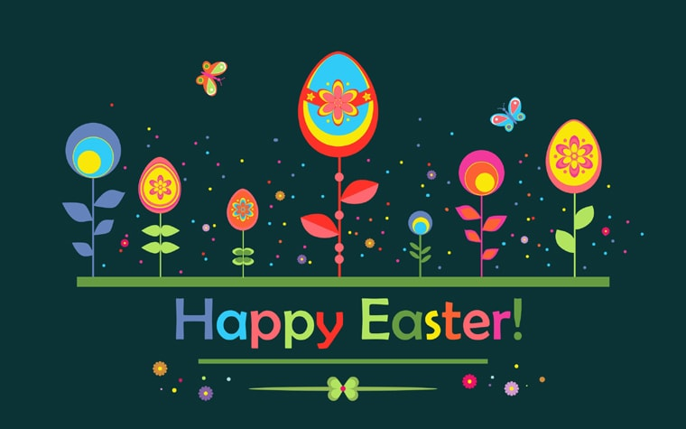Easter Greeting Cards F