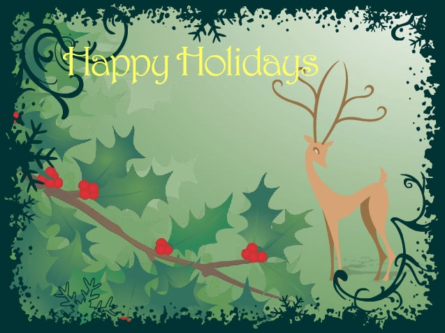 Holiday eCards E