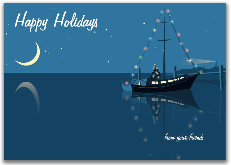 Holiday eCards F