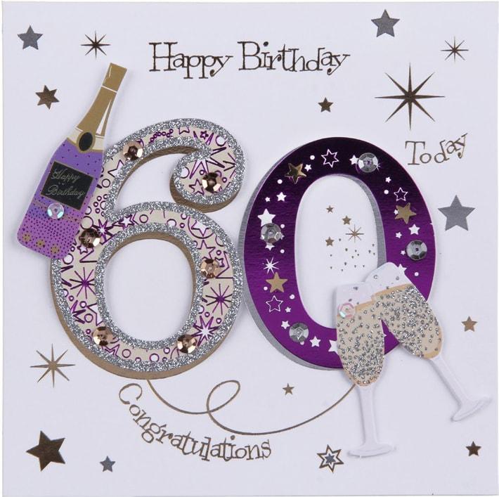 60 Birthday Cards C