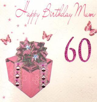 60th Birthday Cards H