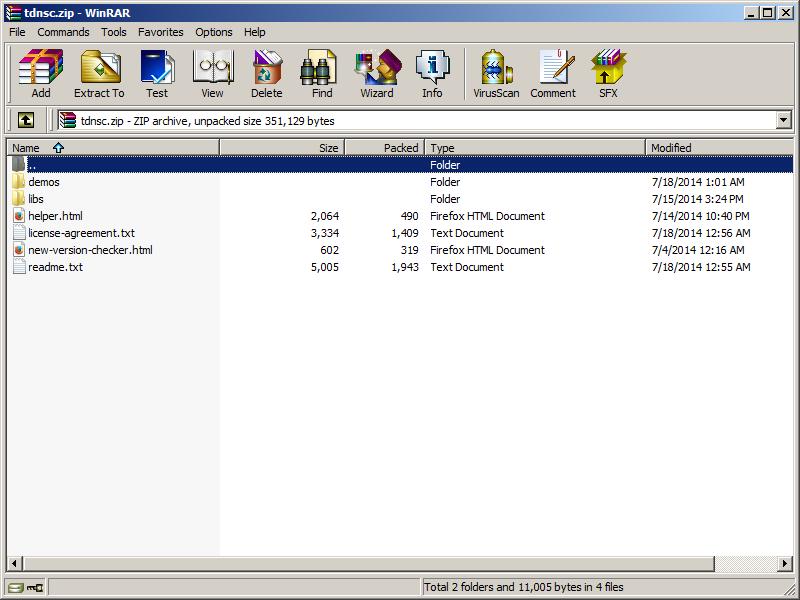 TSSI .NET SMTP Component screenshot